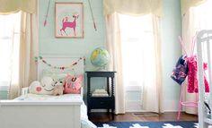 nursery curtains for kitchen