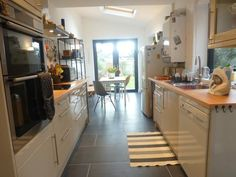 3 Bedroom Terraced House For Sale In Mary Vale Road, Bournville,  Birmingham, B30 · Galley Kitchen DesignKitchen DesignsKitchen IdeasSmall ...