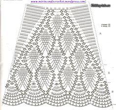 Faldas | Mi Rincon de Crochet