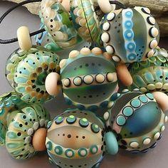 Magma-Beads-Urchins-Handmade-Lampwork-Beads