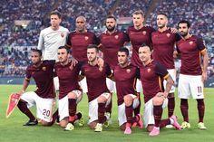 Roma-Leverkusen: Officielle startopstillinger