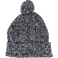 Rag & Bone Patterned Knit Beanie ($45) ❤ liked on Polyvore featuring men's fashion, men's accessories, men's hats, white, mens grey beanie, mens beanie caps, mens beanie and mens gray beanie