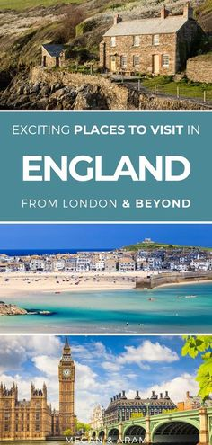 30 Amazing (and Diverse!) Weekend Breaks in England : This guide details amazing places to visit in England for a weekend getaway   England city breaks   England parks   Things to do in England   What to do in England   Places in England   England hiking   England photography   England nature   England cities   English countryside #uk #england #london Best European City Breaks, Places In England, Uk Destinations, Family Days Out, Things To Do In London, Travel Guides, Travel Tips, Weekend Breaks, English Countryside