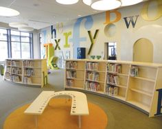 Youth Services Areas Featured In American Libraries 2017 Design Showcase Awesome