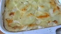 Chef John's Truffled Potato Gratin (recipe) -- and there's a video ...