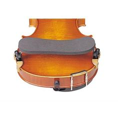 Violin 4 And 3 Size Rubber Padded Bar Height