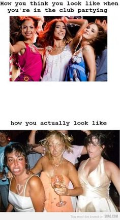Girls night out. For more humor and jokes- http://www.holisticwisdom.com/sex-jokes.htm