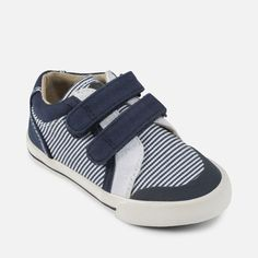 f76a540ff946f Mayoral Striped Sports Trainers – Fox + Kit Children's Boutique #mayoral  #kids #kidsshoes