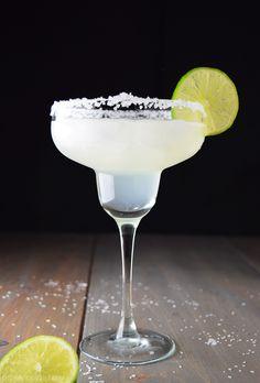 A classic premium original margarita recipe made with silver tequila.