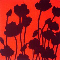 red poppies - Isabel Bigelow                               Isabel Bigelow  2008