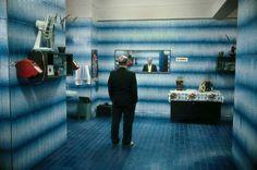 Harry Gruyaert, hôtel Lavatory, Moscou, 1989