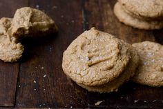 Simply the BEST peanut butter cookies!