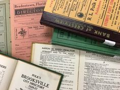 Learn how to use city directories to help build your family tree, as well as where you can access city directories online for genealogy research.