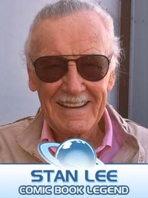 Stan Lee is scheduled for Planet Comicon Kansas City 2016