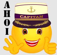 Smiley – Capitan ahoi