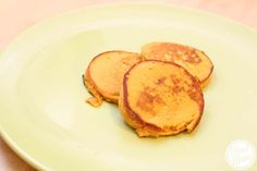2 Ingredients Baby Pancakes - Sweet Potato or Banana pancake recipes #mealmom #breakfast #healthy