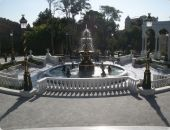 Gueret fontein van GHM in Baku
