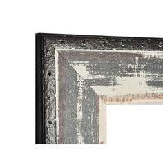 Rayne Mirrors Rustic Seaside Extra Large Wall/ Vanity Mirror - Free Shipping Today - Overstock.com - 17211936