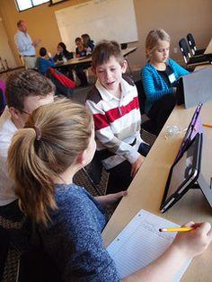 Potentiel pédagogique de 250 applications iPad