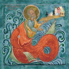 orthodox icon jonah - Căutare Google