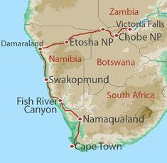 Southern Africa Explorer Tour | Amazing Etosha | World Expeditions