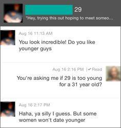 Why wont he ask me out online dating