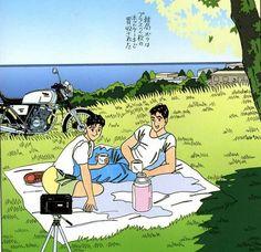 GB250 Pop Art Illustration, Japanese Illustration, Japanese Pop Art, Romantic Paintings, Love Art, Book Worms, Comic Art, Character Design, Cartoon