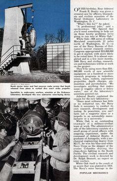 """""""SHAKEDOWN"""" LABORATORY for Navy Ordnance (Jul, 1948)"""