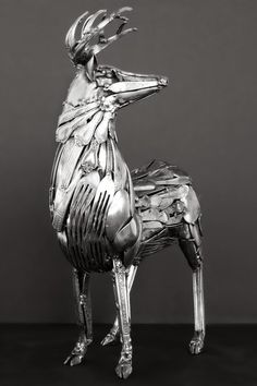 10-Gary-Hovey-Recycled-Cutlery-Sculptures-Knifes-Forks-and-Spoons-www-designstack-co