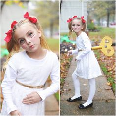 Wind up doll costume halloween costumes Halloween School Treats, Halloween Tags, Halloween Costume Contest, Halloween Costumes For Girls, Family Halloween, Baby Halloween, Halloween Tutorial, Halloween 2019, Wind Up Doll Costume