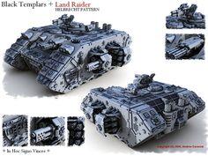 black templar land raider - Bing Images