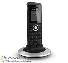 TELEFON BEZPRZEWODOWY VOIP SNOM M25