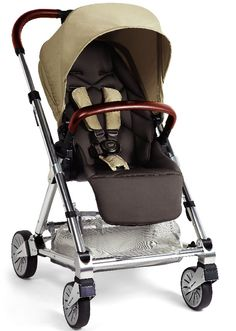 Mamas & Papas Urbo 2 Stroller - Camel