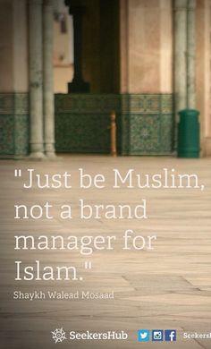 Just Muslim
