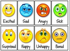 Emotions Feelings Activity FREE: How do you feel today? I used these cards in a pocket chart and give each child a mini popsicle stick with their name on it. They take turns going up and putting their st. Emotions Activities, Autism Activities, Therapy Activities, Teaching Emotions, Feelings Preschool, Children Activities, Free Preschool, Feelings Chart, Feelings And Emotions