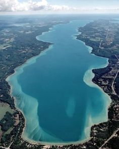 Beautiful Torch Lake Michigan,