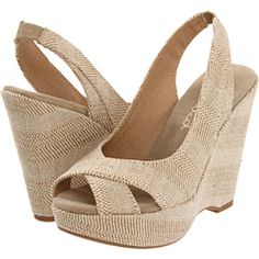 searching for a perfect wedge...this might be it...except no size 8 :(