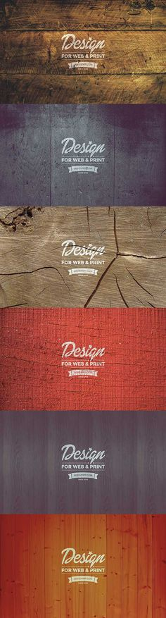 High quality Vintage Logo #PSD #Mockup On Wood. It's free to download! Enjoy! -> http://goo.gl/UWZFqT