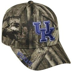 more photos 9b585 e2d13 Kentucky Wildcats NCAA Cap   Hat