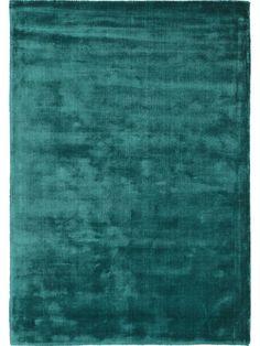 http://www.benuta.de/teppich-donna-viscose-turkis.html Zart wie Seide: Der benuta Teppich Donna Viscose verschönert jedes Wohnzimmer mit seiner glänzenden Optik