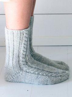 Nordic Yarns and Design since 1928 Crochet Yarn, Knitting Socks, Hand Knitting, Knitting Patterns, Knitted Slippers, Wool Socks, Sexy Socks, Yarn Inspiration, Patterned Socks