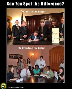 New budget further highlights Kasich's lack of respect for women #Ohio #2014 #Kasich #women #prochoice