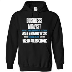 BUSINESS ANALYST - CHECK - #crewneck sweatshirts #funny t shirts for women. ORDER NOW => https://www.sunfrog.com/LifeStyle/BUSINESS-ANALYST--CHECK-8269-Black-6718820-Hoodie.html?60505