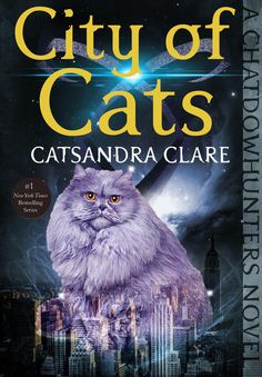 Church! The mortal instruments, Infernal Devices, the last hours, and the Dark Artifices. Shadowhunter kitty.