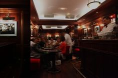 Bars and Nightlife in the City of the Seine #Travel #Paris