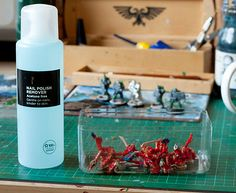 Tale of Painters: Tutorial: Paint stripping models in 20 minutes