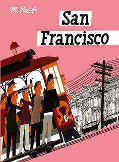 :: San Francisco, Miroslav Sasek ::