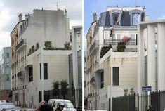 אמנות רחוב על בניינים 17