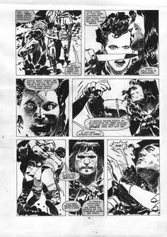 Conan by Zaffino 2, in buzzzz's for sale/trade Comic Art Gallery Room