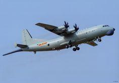 Chinese Y-8 GX6 Maritime Patrol and Anti-submarine warfare aircraft